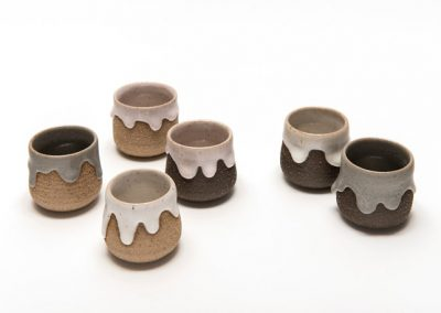 Lip Cups, Contemporary Art Gallery, Vancouver, commission edition, 2014