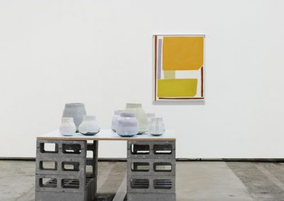 Monte Clark Gallery 2015, with Derek Root (paintings)
